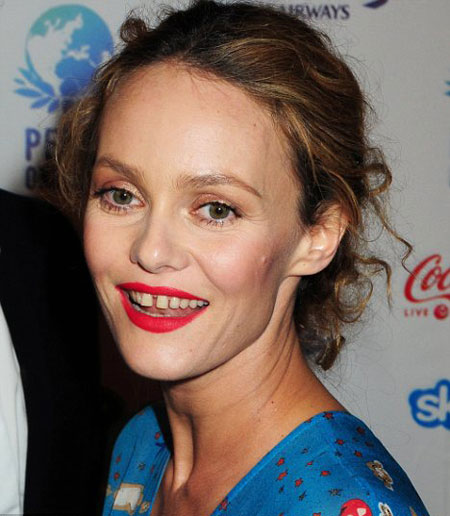 World gone Crazy! Brooch Enthused by Vanessa Paradis ...